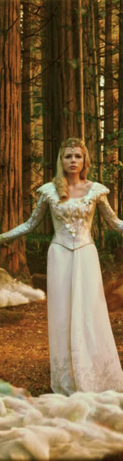 Movie still from Oz The Great and Powerful