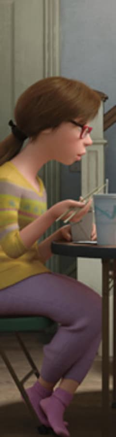 Movie still from Inside Out