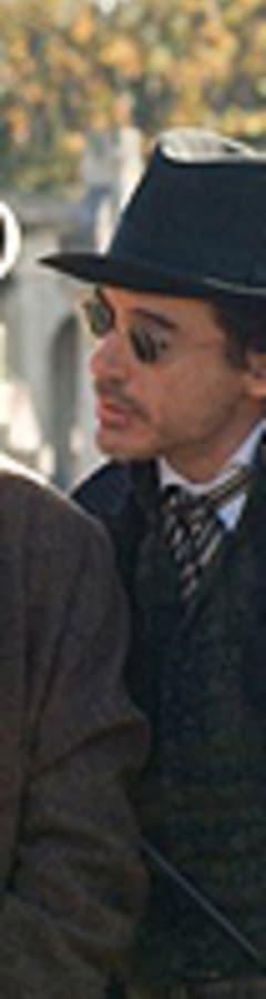Movie still from Sherlock Holmes