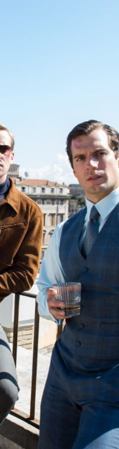 Movie still from The Man From U.N.C.L.E.