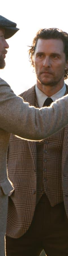 Movie still from The Gentlemen