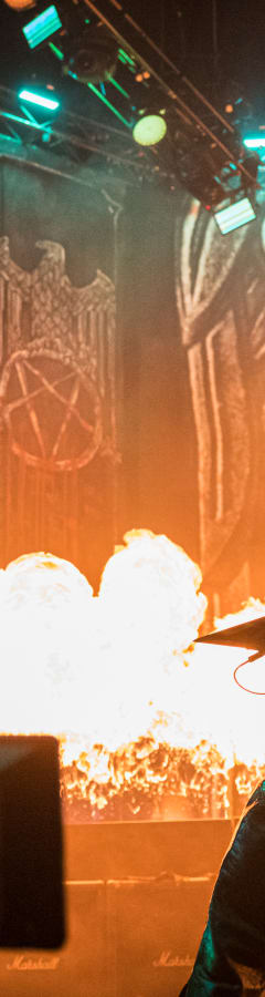 Movie still from Slayer: The Repentless Killogy