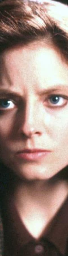 Movie still from The Silence Of The Lambs
