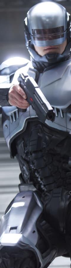 Movie still from RoboCop