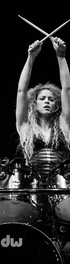 Movie still from Shakira In Concert: El Dorado World Tour