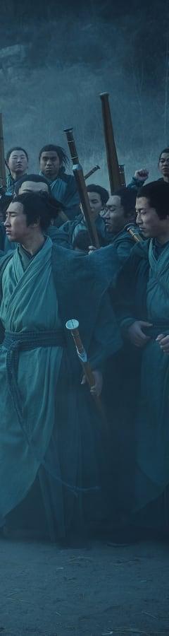 Movie still from Jade Dynasty