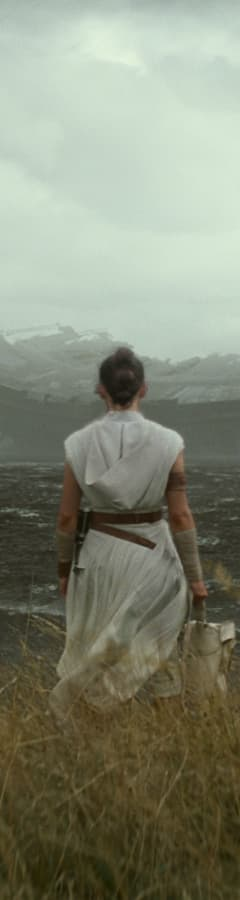 Movie still from Star Wars: The Rise of Skywalker