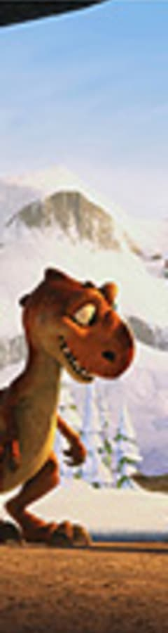 Movie still from Ice Age: Dawn Of The Dinosaurs