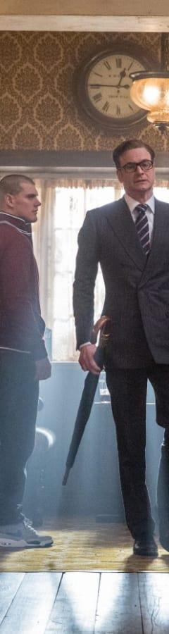 Movie still from Kingsman: The Secret Service