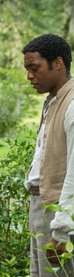 Movie still from Twelve Years A Slave