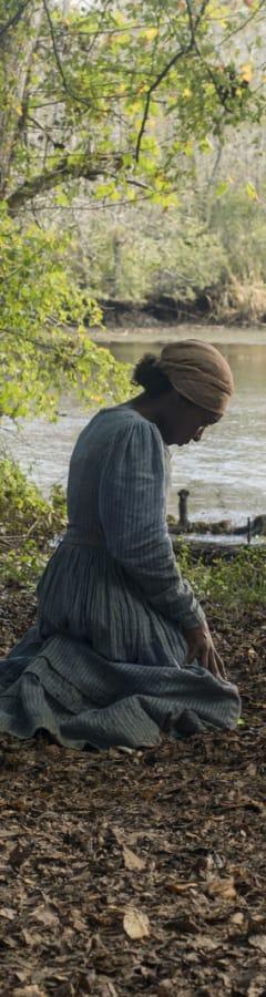 Movie still from Harriet