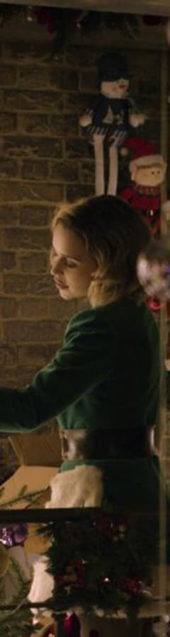 Movie still from Last Christmas