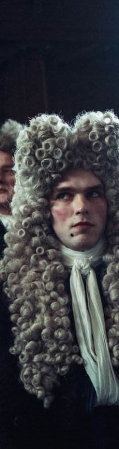 Movie still from The Favourite