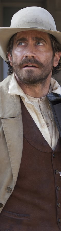 Movie still from The Sisters Brothers