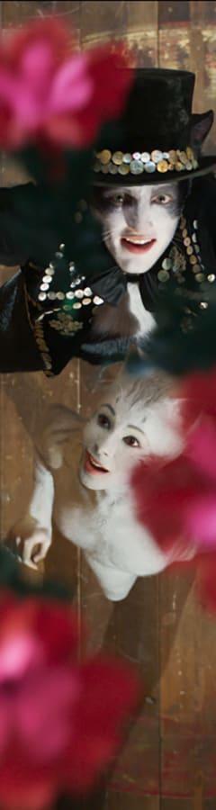 Movie still from Cats