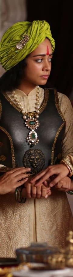 Movie still from The Warrior Queen Of Jhansi