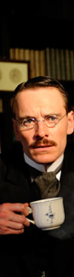 Movie still from A Dangerous Method