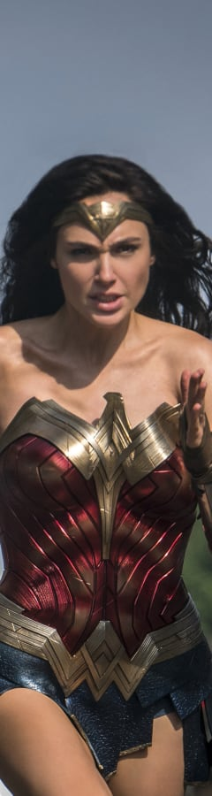 Movie still from Wonder Woman 1984