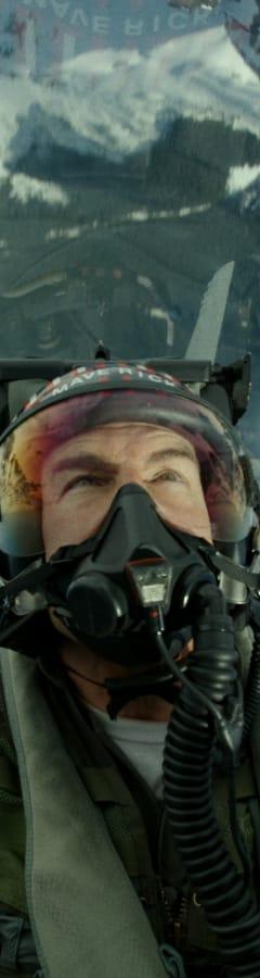 Movie still from Top Gun Maverick