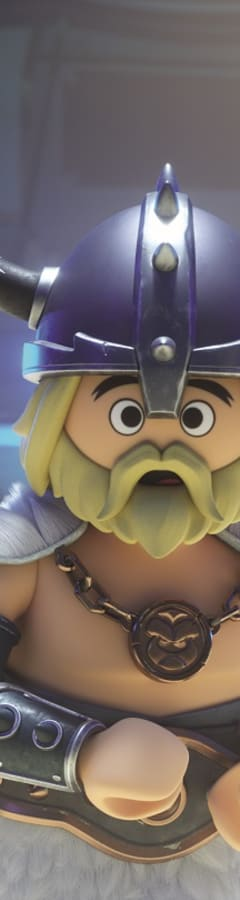 Movie still from Playmobil: The Movie