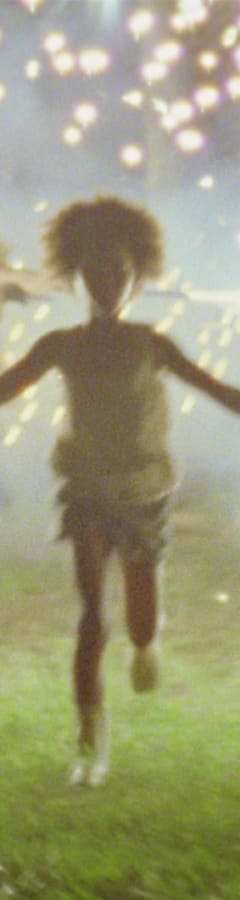 Movie still from Beasts Of The Southern Wild