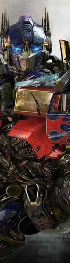 Movie still from Transformers