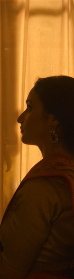 Movie still from Draupadi Unleashed