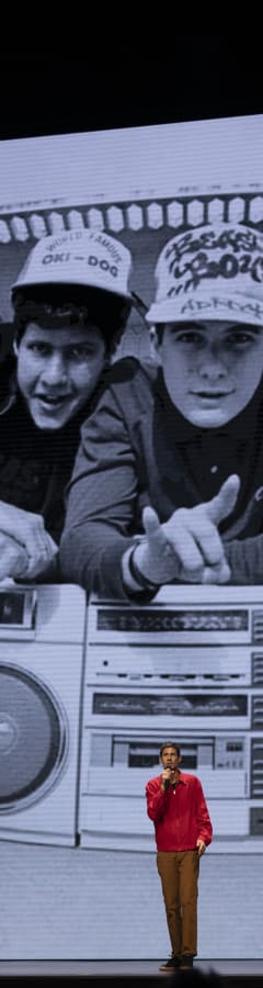 Movie still from BEASTIE BOYS STORY: THE IMAX EXPERIENCE