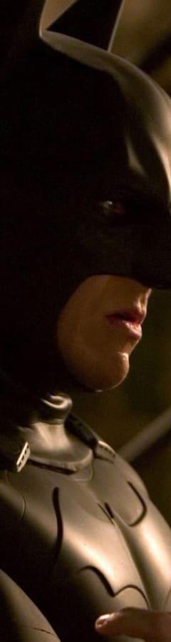 Movie still from Batman Begins