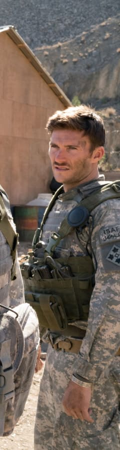 Movie still from The Outpost: Director's Cut