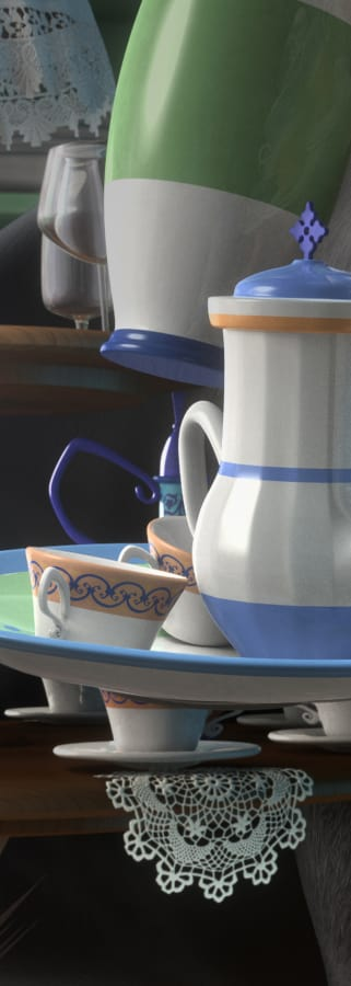 Movie still from Ferdinand