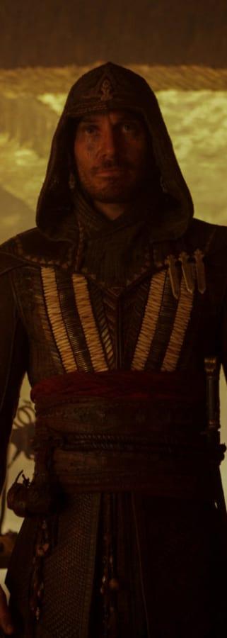 Movie still from Assassin's Creed