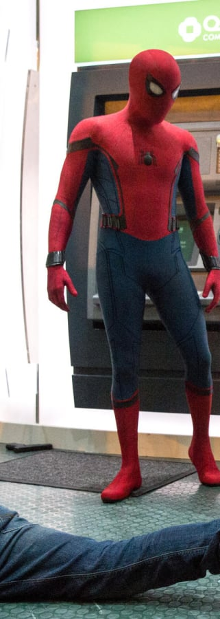 Movie still from Spider-Man: Homecoming