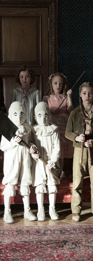 Movie still from Miss Peregrine's Home For Peculiar Chldn
