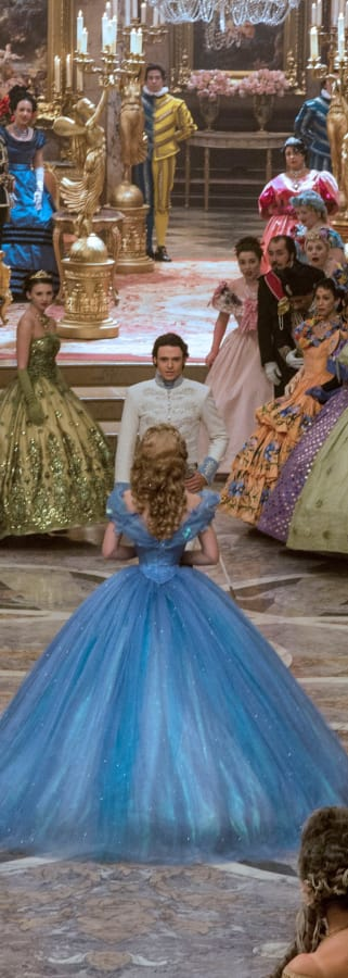 Movie still from Dream Big, Princess: Cinderella