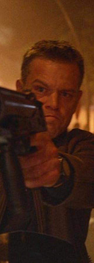 Movie still from Jason Bourne