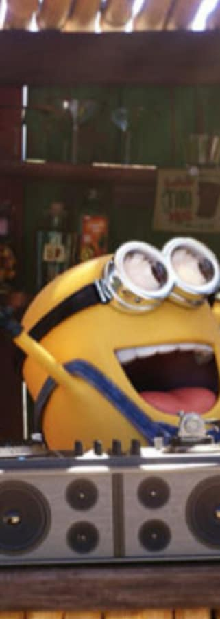 Movie still from Despicable Me 3
