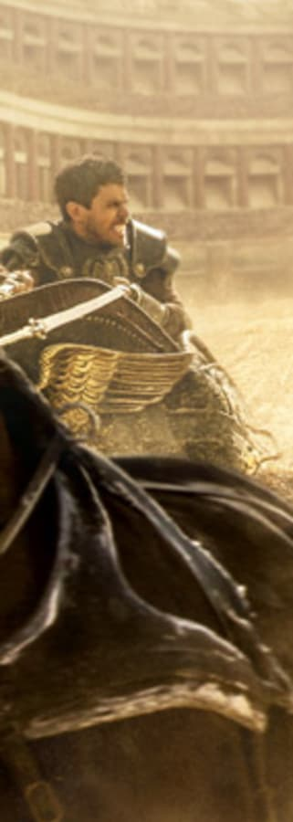 Movie still from Ben-Hur