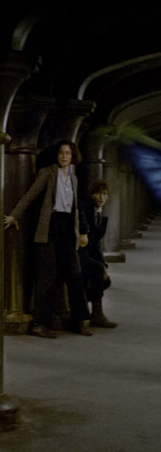 Movie still from Fantastic Beasts And Where To Find Them