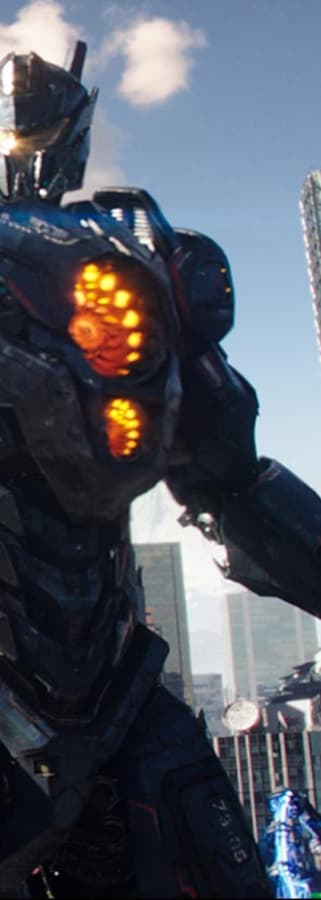 Movie still from Pacific Rim Uprising