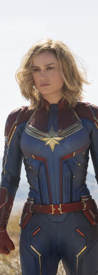 Movie still from Captain Marvel