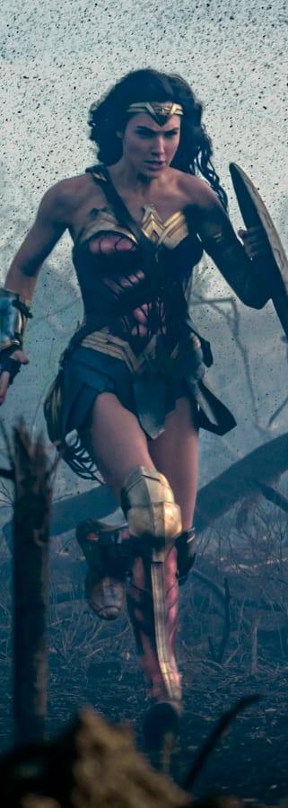 Movie still from Wonder Woman