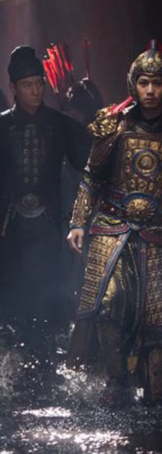 Movie still from The Great Wall