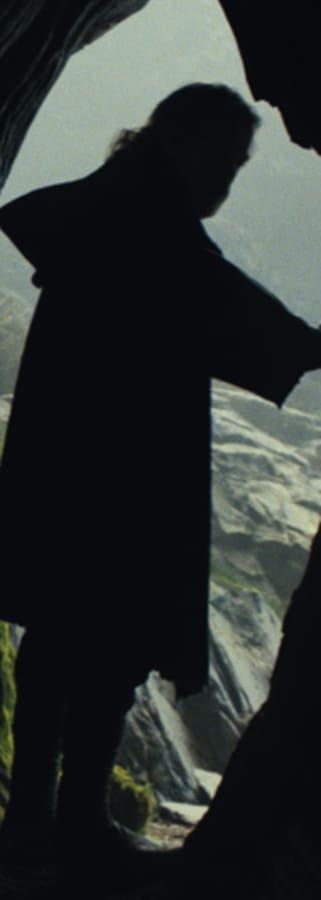 Movie still from Star Wars: The Last Jedi