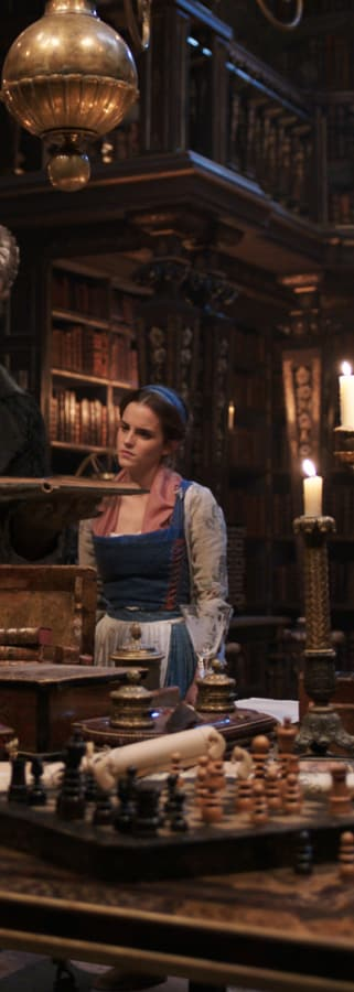 Movie still from Beauty And The Beast