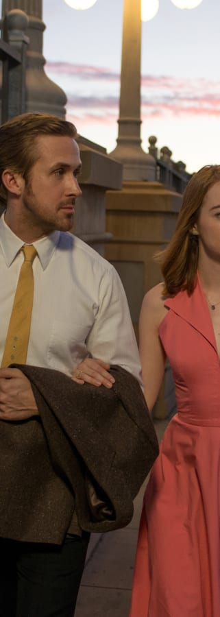 Movie still from La La Land