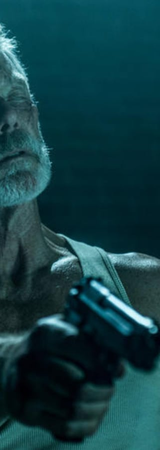 Movie still from Don't Breathe