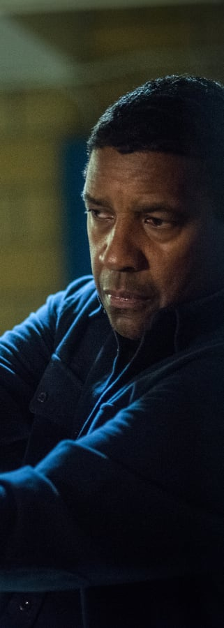 Movie still from The Equalizer 2