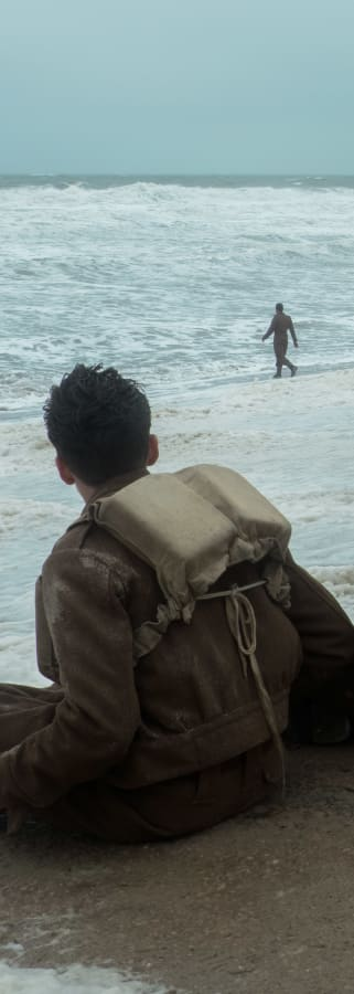 Movie still from Dunkirk