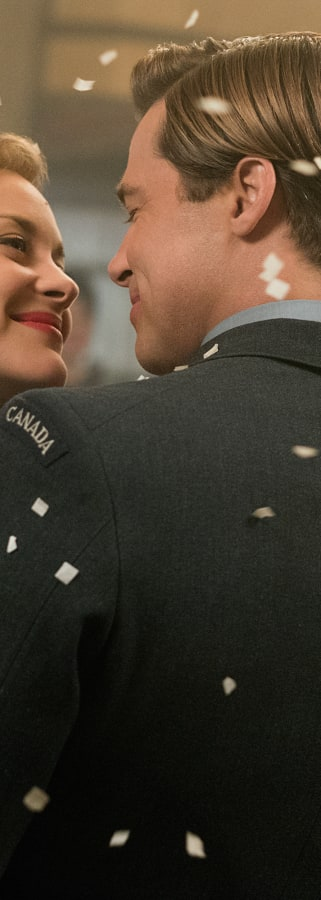 Movie still from Allied